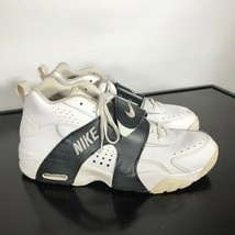 NIKE AIR  Size 13   599442-101 Veer Retro White/Black Men's Basketball S... - $35.64