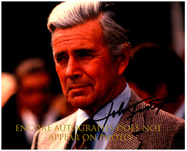 JOHN FORSYTHE  Authentic Original  SIGNED AUTOGRAPHED PHOTO w/ COA 5274 - $25.00
