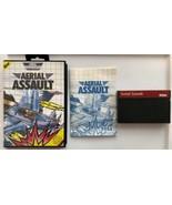Aerial Assault (Sega Master System 1990) AUTHENTIC US American Version C... - $84.99