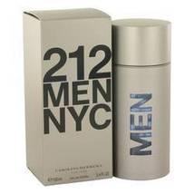 212 Eau De Toilette Spray (New Packaging) By Carolina Herrera For Men - $37.85+