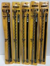 "(New) DEWALT 3/8"" Rock Carbide Hammer Drill Bit  #DW5231 Lot of 5 - $37.61"