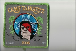 2006 Camp Tahquitz patch - $4.16