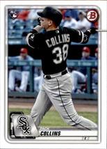 2020 Bowman #48 Zack Collins NM-MT RC Rookie White Sox - $1.05