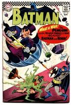 BATMAN #190 1967 DC COMICS-Penguin COVER-comic book - $103.40