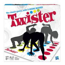 Twister Classic Board Game Family Fun Hasbro HSB98831 - $26.99
