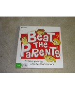 Beat the Parents Board Game -  Outstanding condition and Complete - $11.08