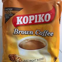 Kopiko Instant Brown Coffee, 8.8 oz (10 Sachets), 3 Bags - $28.70