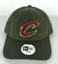 Cleveland Cavaliers Baseball Hat New Era 49Forty Green Red Logo Crisp - ... - $24.74