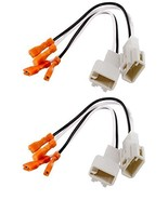 (2) Pair of Metra 72-8104 Speaker Wire Adapters for Select Toyota Vehicl... - $14.16