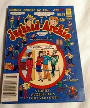 JUGHEAD WITH COMIC DIGEST- #19 - MARCH 1977 ( BALCONY, ORCHESTRA )  - $9.95