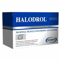 Gaspari/Hi-Tech Pharmaceuticals HALO Maximum Muscle Developer   30 Table... - $89.09