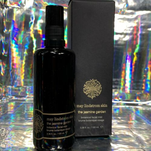 NEW IN BOX May Lindstrom The Jasmine Garden Botanical Mist Antioxidant Hydration