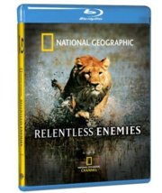 National Geographic: Relentless Enemies [Blu-ray]