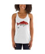 Reelistic Fish - Women's Racerback Tank - $24.00