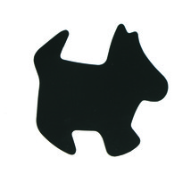 Dog Cut-Out Shapes Confetti Die Cut FREE SHIPPING - £5.32 GBP
