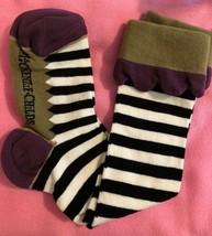 Mackenzie-Childs Lady Mary Killigrew Striped Knee Socks-Pair Women's Siz... - $24.99