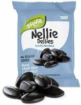 Toms Nellie Dellies Sugar Free Stevia Candy 90 gram Salty Sweet Licorice image 3