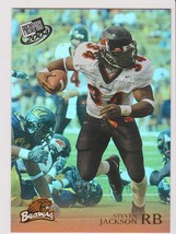 2004 Press Pass Refractor Steven Jackson rookie card, St. Louis Rams, #/500 - $0.99