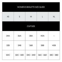 Calvin Klein Gray Seamless Logo Longline Multiway Sports Bra Bralette XS thru XL image 4