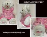 Snowflake pink 2017 teddy web collage thumb155 crop