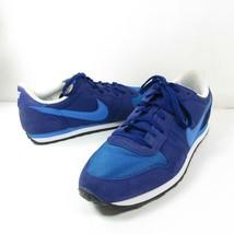 NIKE Genicco 644441-441 Deep Royal Blue/Photo Blue/White Mens Shoes Size 13 - $39.59