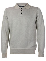 E-38 Italy Men's Slim Fit Luxury Wool Zip Up Pullover Hoodie Cardigan Sweater image 9