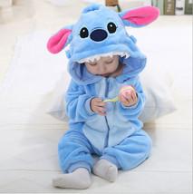 Baby Boy Blue Stitch WINTER WARM Birthday Fancy Party Costume Dress Outf... - $36.99