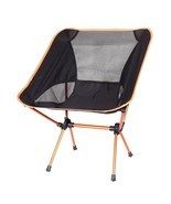 Lightweight Beach Chair Outdoor Portable Folding For Fishing Camping Bar... - £45.34 GBP