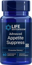 Life Extension Advanced Appetite Suppress, 60 Vegetarian Capsules - $29.01