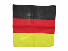 "Wholesale Lot 6 22""x22"" German Germany Deutschland Flag Bandana - $14.88"