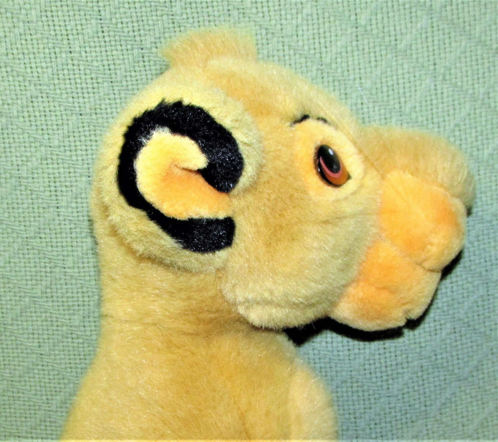 """14"""" SIMBA Young Lion King Plush Stuffed Disney Store CUB Plush Stuffed Animal  image 6"""
