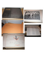 THE PRINCETON BRIC A BRAC YEARBOOK 1937-WITH 1985 ADDRESS SHEET - $29.99
