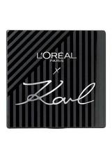 Karl Lagerfeld x L'Oreal Paris Eyeshadow Palette Soft Blendable Texture - $9.51