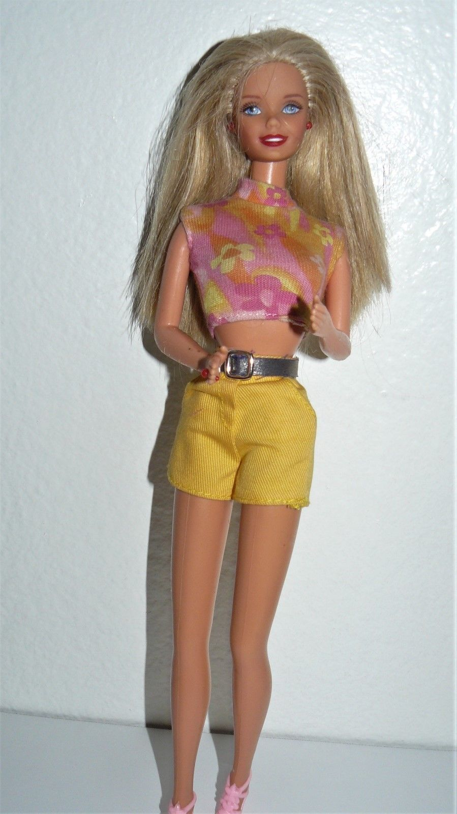 624e00d6a81b Mattel 1970 s Twist  N Turn Barbie Doll in and 50 similar items. S l1600