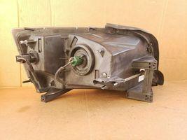 06-09 Mitsubishi Raider Headlight Head Light Lamp Driver Left LH image 8