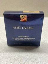 Estee Lauder Double Wear Stay In Place Matte Powder Foundation 4N2 Spiced Sand - $31.68