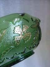 EAPG ANTIQUE c 1900 U.S. GLASS DELAWARE FOUR PETAL FLOWER MASTER ICE CRE... - $29.65