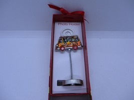 BUS DRIVER GIFT PHOTO BUSINESS CARD HOLDER - $10.88