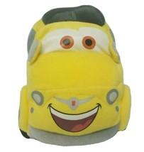 "Disnay Pixar Elements Yellow Plush Car Luigio 5.5"" - $12.60"