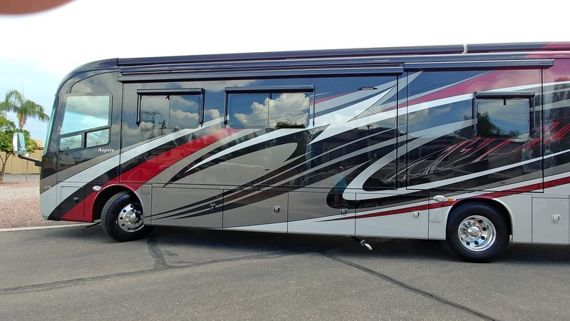 2018 Entegra Coach Aspire 40P for sale IN Pahrump, NV 89048