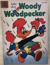 WOODY WOODPECKER #61 (1960) Dell Comics VG+ - $9.89
