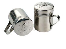RSVP 18/8 Stainless Steel Stovetop Salt and Pepper Shaker Set - £22.74 GBP