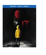 It [Blu-ray+DVD+Digital] (2017) Stephen King - $11.95