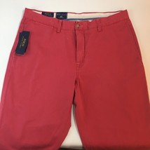Polo Ralph Lauren Red Bedford Classic Fit Pants NWT Size 33 X 32 - $53.07
