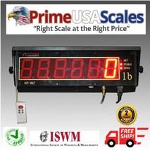 "Optima Remote Indicator OP-900-LD Scoreboard Display Scale Display 3"" Di... - $320.00"