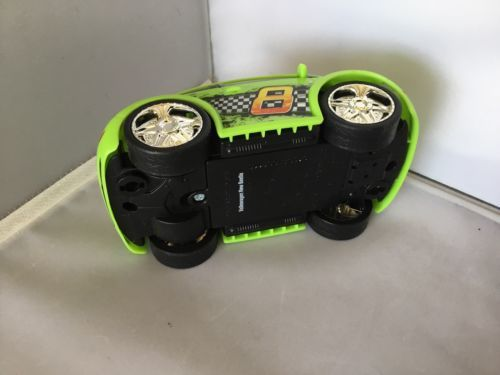 """Road Rippers VW Bug/Beetle - Motorized, Lights, Sound 5""""L Lime Green #8 Z"""