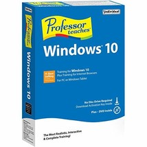 Professor Teaches Windows 10 - $27.95