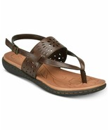 B.O.C Womens Clearwater Open Toe Casual Slingback Sandals. Color-Brown. ... - $39.59