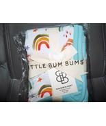 LITTLE BUM BUMS LBB LUCKY CHARM BUM BUM BLANKET NEW - $220.00
