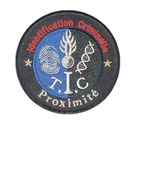 France Police Nationale Identification Criminelle Proximite French Natio... - $10.99